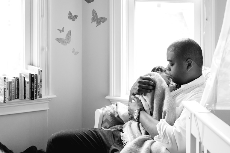 Newborn Photography by Emily Sterne-Cambridge, MA