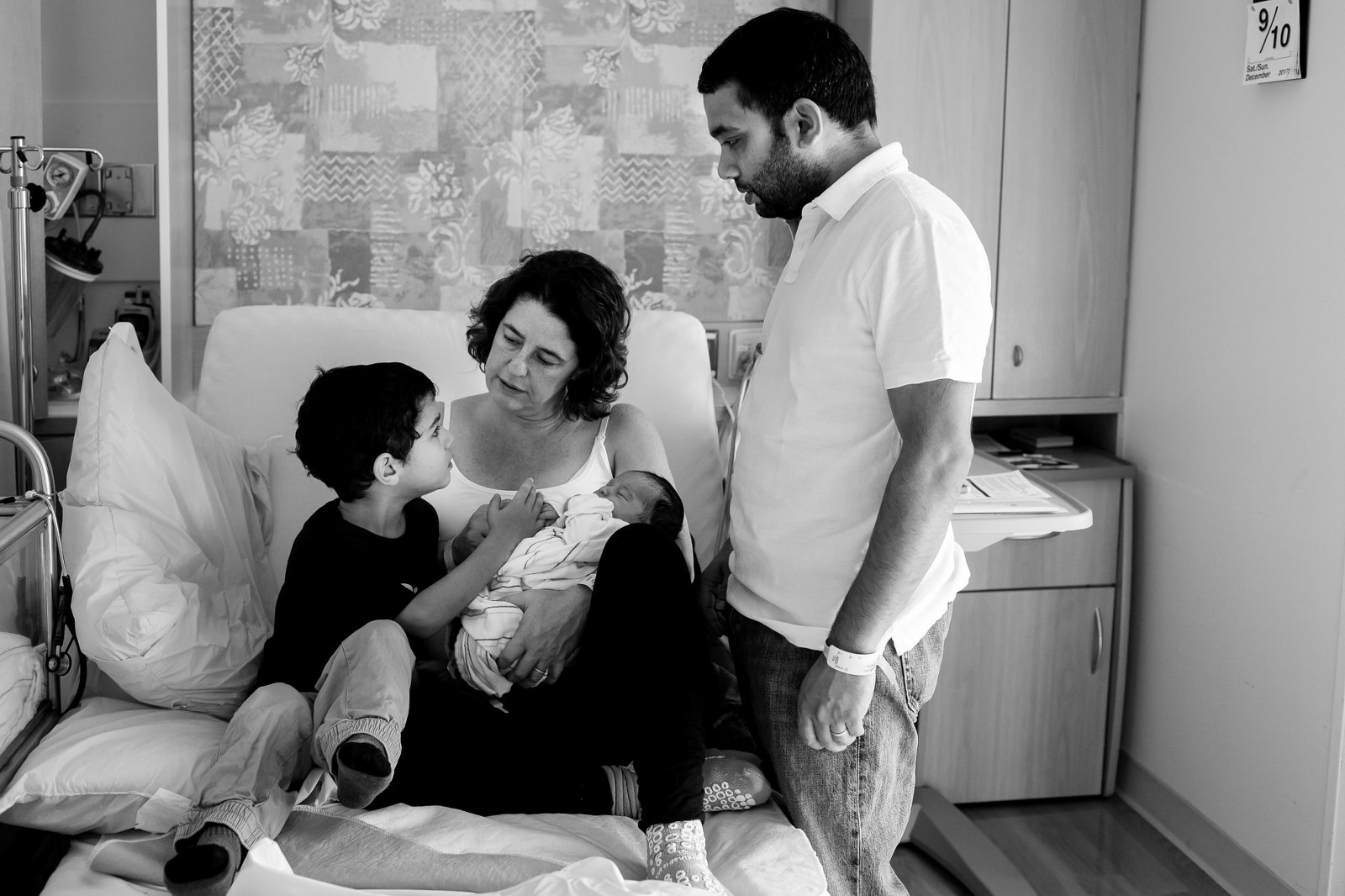 Cambridge, MA family and newborn photography by Emily Sterne