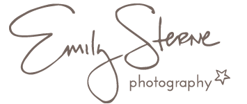 Emily Sterne Photography logo